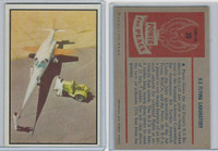 1954 Bowman, Power For Peace, #35 X-3 Flying Laboratory