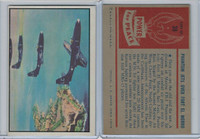 1954 Bowman, Power For Peace, #38 Phantom Jets Over Over Fort El Morro