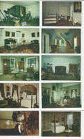 Postcard Lot of 10, History AB, President Andrew Jackson, Hermitage, JFZ