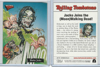 2007 Topps, Hollywood Zombies, #2 Michael Jackson, Wacko Jacko