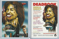 2007 Topps, Hollywood Zombies, #16 Julia Roberts, Ghoulia Roberts