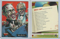 2007 Topps, Hollywood Zombies, #22 Jamie Foxx, Maim-Me Foxx, Ray Charles