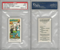 P0-0 Primrose Confectionery, Popeye 4th Series, 1970, #31, PSA 9 Mint