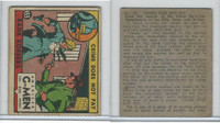R13 Strip Card, American G-Men, 1930's, #133 Bank Robbers (B)