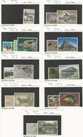 Japan, Postage Stamp, #1269//1287 Mint NH, 1976-78