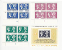 Antigua, Postage Stamp, #1305-1308 Mint NH, 1990, JFZ