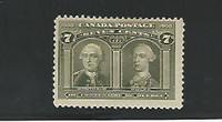 Canada, Postage Stamp, #100 Mint Hinged Bright Color, 1908, JFZ