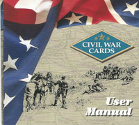 1995 Atlas, Civil War Cards, # User Manual