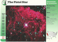 1995 Grolier, Story Of America Card, #119.14 The Pistol Star