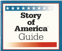 1995 Grolier, Story Of America Card, # Booklet - Guide