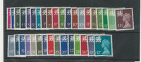 Great Britain, Postage Stamp, #WMH1//54 Mint Wales & Monmuth, JFZ