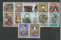Japan, Postage Stamp, #1588// Pairs Mint NH, 1984-86, JFZ