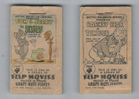 F28-10 Post Cereal, Flip Movies, 1949, #4 Tom & Jerry, Diving Chump