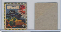 F279-22 Quaker, Kollectors Klub Battle Stamps, 1944, #2 Salerno