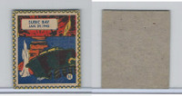 F279-22 Quaker, Kollectors Klub Battle Stamps, 1944, #10 Subic Bay