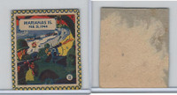 F279-22 Quaker, Kollectors Klub Battle Stamps, 1944, #15 Marianas Islands