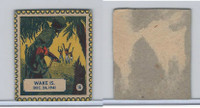 F279-22 Quaker, Kollectors Klub Battle Stamps, 1944, #16 Wake Island