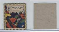 F279-22 Quaker, Kollectors Klub Battle Stamps, 1944, #19 Kasserine Pass