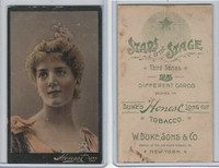 N131 Duke, Stars of The Stage, 3rd Series, 1890, Actresses (16)