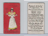 A12-4 Adkin & Sons, A Living Picture, 1897, Ada Blanche