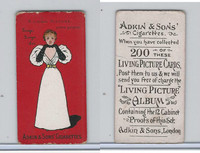 A12-4 Adkin & Sons, A Living Picture, 1897, Yvette Guilbert