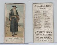C132-7 Cope, Characters From Scott, 1900, #7 Eddie Ochiltree