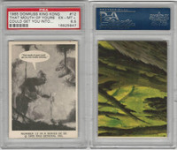 1965 Donruss, King Kong, #12 That Mouth Of Yours Could Get, PSA 6.5 EXMT+