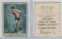T225 Khedival, Surbrug, Prize Fight, 1910, Harry Lewis HOF (B)