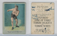 T225 Khedival, Surbrug, Prize Fight, 1910, Fighting Dick Hyland