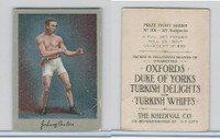 T225 Khedival, Surbrug, Prize Fight, 1910, Johnny Coulon