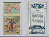 P72-44 Player, Products Of The World, 1908, #1 Ivory