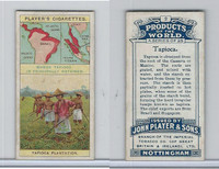 P72-44 Player, Products Of The World, 1908, #2 Tapioca
