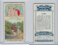 P72-44 Player, Products Of The World, 1908, #11 Coffee, Brazil