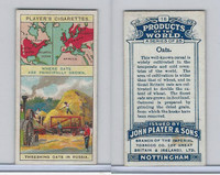 P72-44 Player, Products Of The World, 1908, #16 Oats, Russia