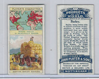 P72-44 Player, Products Of The World, 1908, #17 Barley