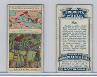 P72-44 Player, Products Of The World, 1908, #22 Figs
