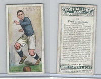 P72-100 Player, Footballers 1928, #20 Fred Keenor