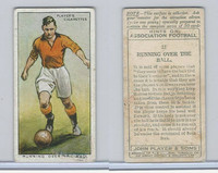 P72-165 Player, Hints On Association Football, 1934, #21 Running Over Ball