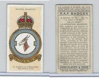 P72-172b Player, RAF Badges (Motto), 1937, #19 26th Army Squadron RAF