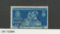 Italy, Postage Stamp, #241 Used, 1930, JFZ