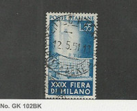Italy, Postage Stamp, #573 Used, 1951, JFZ
