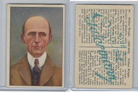 G0-0 Gutermann, Sole A Coudre, Aviators, #92 Wilbur Wright