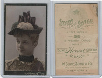 N131 Duke, Stars of The Stage, 3rd Series, 1890, Actresses (5B)