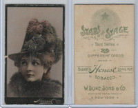 N131 Duke, Stars of The Stage, 3rd Series, 1890, Actresses (18)