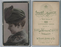 N131 Duke, Stars of The Stage, 3rd Series, 1890, Actresses (20)