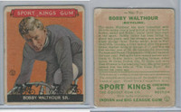 R338 Goudey, Sport Kings Gum, 1933, #7 Bobby Walthour, Bicycling