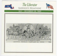 1995 Atlas, Civil War Cards, #58.18 The Liberator