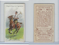 P72-48 Players, Riders of the World, 1905, #1 Polo Player