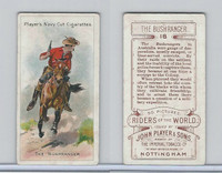 P72-48 Players, Riders of the World, 1905, #18 Bushranger, Horse