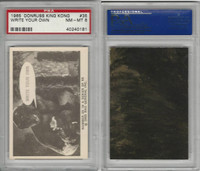 1965 Donruss, King Kong, #35 Write Your Own, PSA 8 NMMT